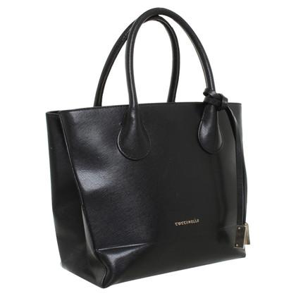 Coccinelle Handtasche in Schwarz