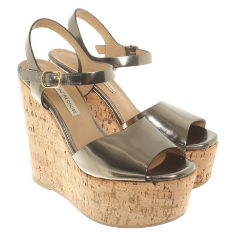 Chose in Wedges Farbe L'autre Wedges L'autre Andere Metallic Metallic L'autre in in Chose Chose Andere Farbe Wedges tY7nAq8P