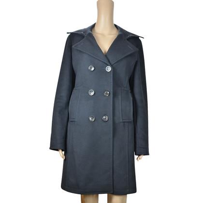 Malo Coat in zwart
