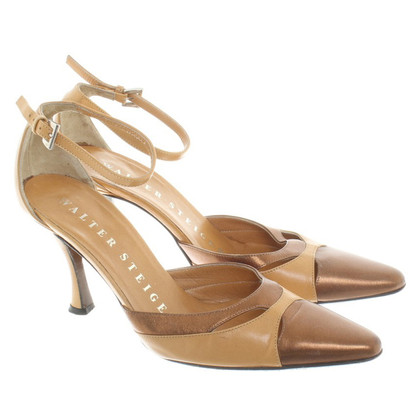 Walter Steiger pumps in leather