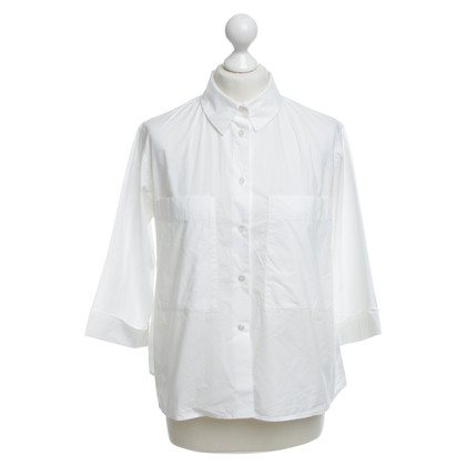 Odeeh Cotton blouse in white