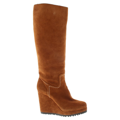 Sebastian Milano  Boots in brown