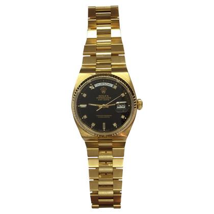"Rolex ""Day Date Gold Diamonds"""