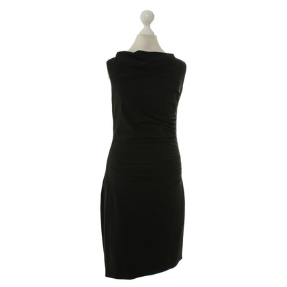 Diane von Furstenberg Sheath dress in black