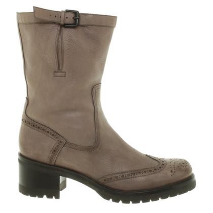 Santoni Boots in grey