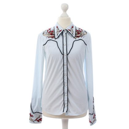 McQ Alexander McQueen Blouse with embroidery