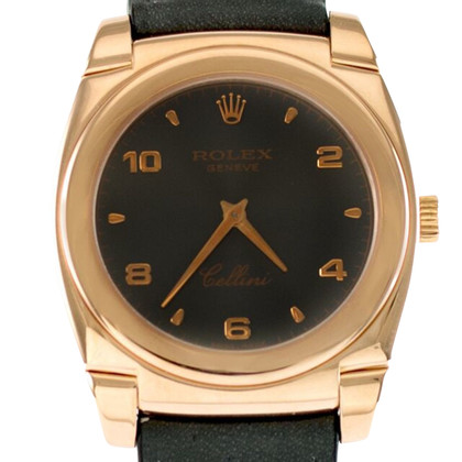 "Rolex ""Cellini manual winding rose gold"""