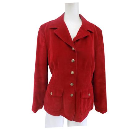 Moschino Rote Jacke