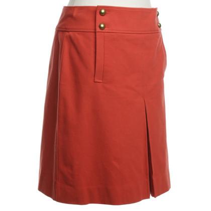 Tory Burch skirt in Orange