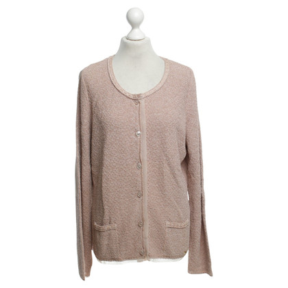 Escada Cardigan in blush pink