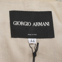 Giorgio Armani Blazers in beige