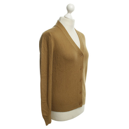 American Vintage Cardigan in Light Brown