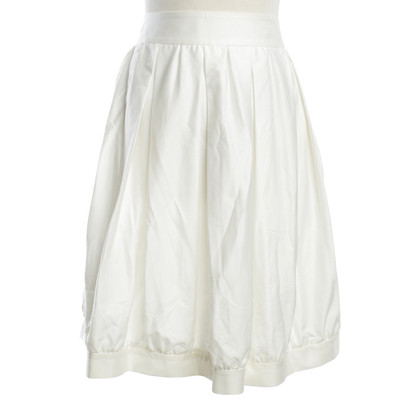 Moschino skirt with pleats