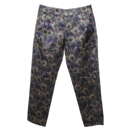 French Connection trousers with pattern