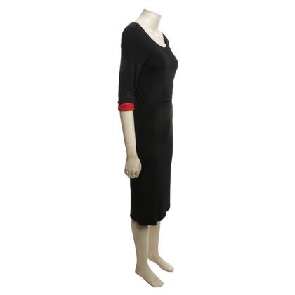 Donna Karan Kleid in Schwarz