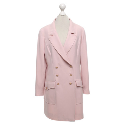 Chanel Blazers lunghi in rosa