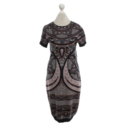 Alexander McQueen Knit dress with pattern