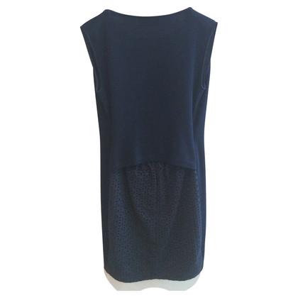 Derek Lam Blauwe jurk