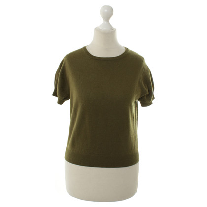 Aida Barni Cashmere sweater in olive