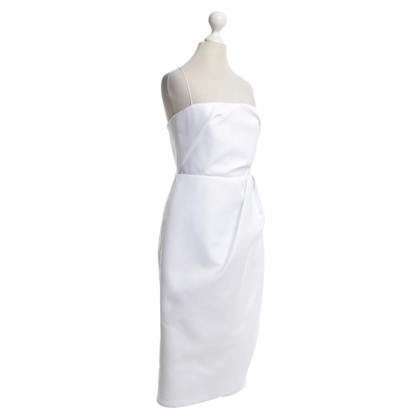Carven Sheath Dress in White