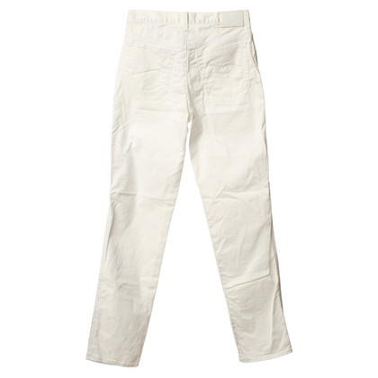 Armani Jeans Cotton jeans in white