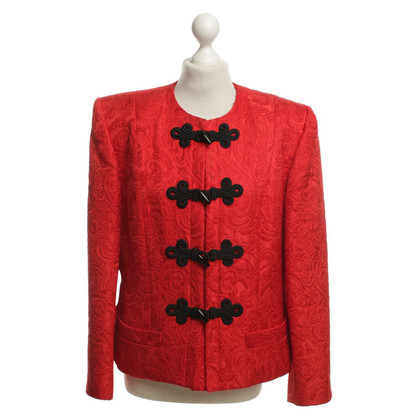 Céline Noble Jacket in red
