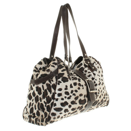 Marc Cain Handbag with Animalprint
