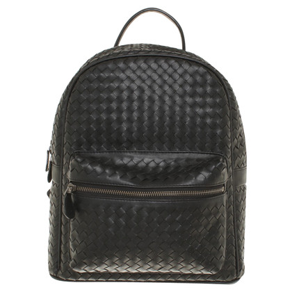 Bottega Veneta Zaino in Black