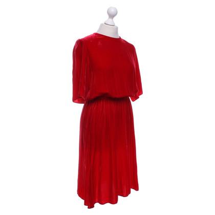 Isabel Marant Etoile Jurk in rood