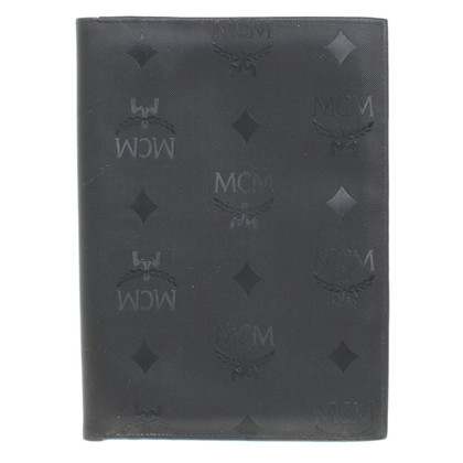 MCM Wallet in black