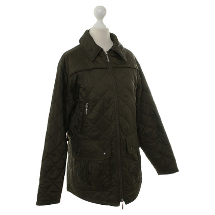 Barbour Giacca trapuntata in Cachi