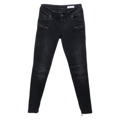 Anine Bing Jeans in nero