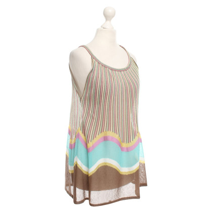 Missoni Colorful summer top