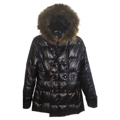 Faith Connexion Down jacket with fur hood