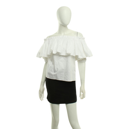 Other Designer Alexis - Blouse in white