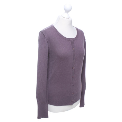 Dear Cashmere Cashmere sweater in Mauve