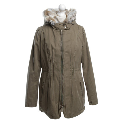 Other Designer Witty Knitters - Winter coat with fur trim