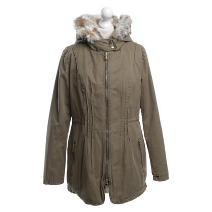 Andere merken Witty Knitters - Winter jas met bontkraag