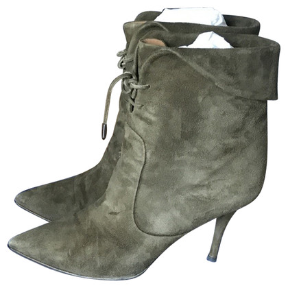 Aquazzura Suede boots