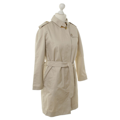 Sophie Hulme Trench coat in beige