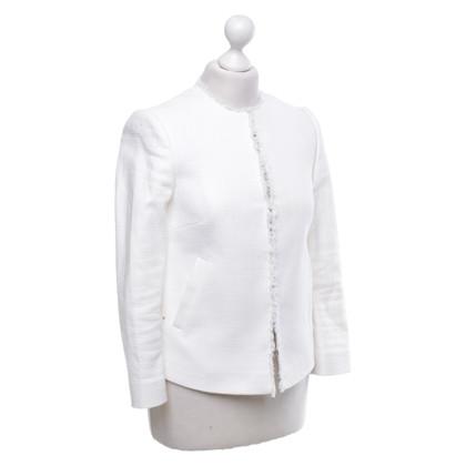 L.K. Bennett Jacket in cream