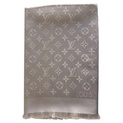 Louis Vuitton Monogram-Tuch in Grau