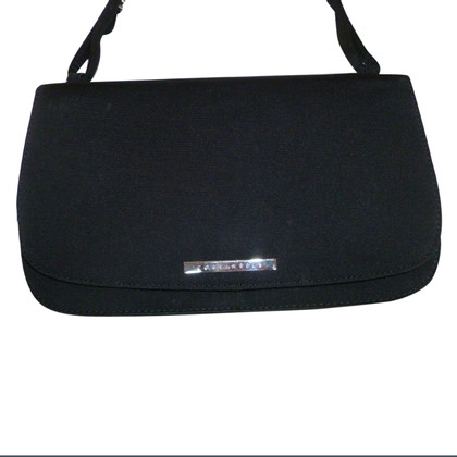 Coccinelle Clutch in Black