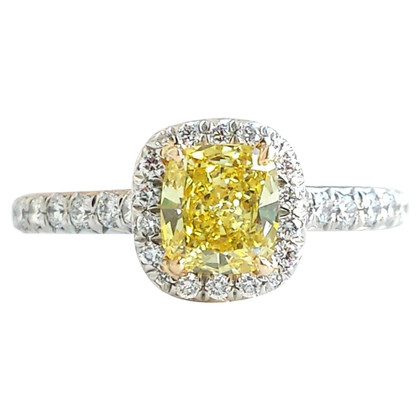 Tiffany & Co. Ring met diamanten