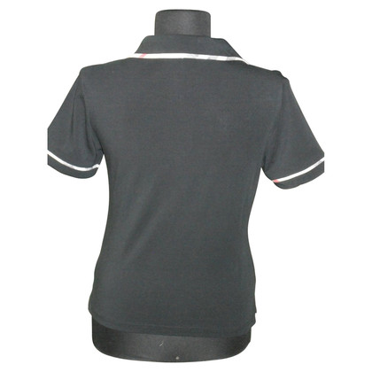Burberry Polo shirt in black