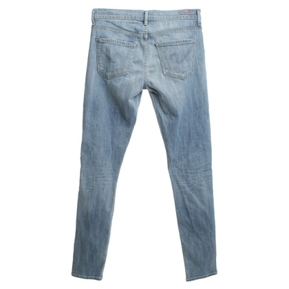 Citizens of Humanity Stonewashed jeans in blauw