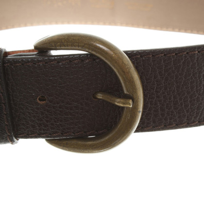 Patrizia Pepe Belt in dark brown