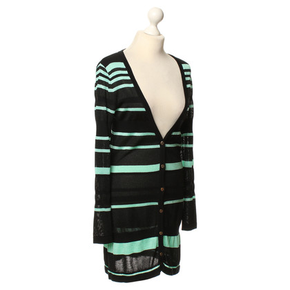 Versace Cardigan with stripes