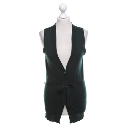 Strenesse Knitted vest in green