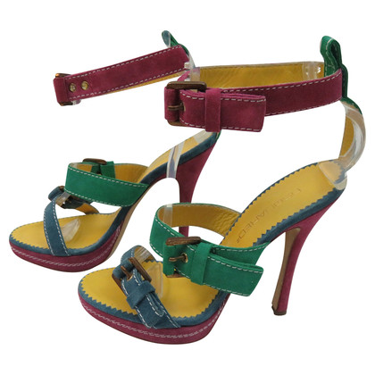 Dsquared2 Colorata di cinghie - sandalo